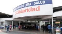 Jorge Muñoz informó que se han dispuesto 29 establecimientos para que sean utilizados como un 'agente vacunador' contra el coronavirus.