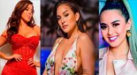Yahaira Plasencia niega amistad con Daniela Darcourt y Amy Gutiérrez.