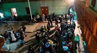 La PNP tuvo que multar a estos 163 ciudadanos intervenidos e hizo énfasis en que no se pueden detener y conducir a los infractores a las dependencias policiales para evitar posibles contagios de coronavirus.