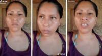 Mujer le reclamó a su pareja sobre su engaño y se volvió viral en TikTok