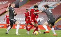 No se hicieron nada, Liverpool igualó 0-0 con el Manchester United.