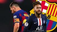 Messy Neymar se juntarían en el  PSG.