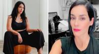 Gianella Neyra y Magdyel Ugaz en nueva producción cinematográfica.