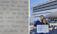 """""""Tengo ganas fervientes de vivir la vida, cumplir mis sueños, como casarme con la mujer que amo"""", precisó el doctor ecuatoriano antes de entrar a UCI."""