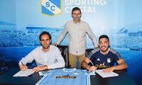 Percy  Prado se siente contento de haber llegado a Sporting Cristal.