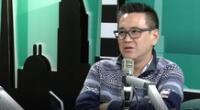 El periodista deportivo Daniel Kanashiro dio detalles de la caída que sufrió el sábado