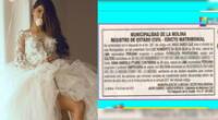Ivana Yturbe y Beto da Silva se casarían el próximo martes 16 de febrero en La Molina.