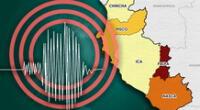 Constantes sismos en Ica causaron temor en la población en plena pandemia del coronavirus.