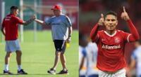 Paolo Guerrero, capitán de la selección peruana, fue noticia en las redes sociales | Foto: Internacional de Porto Alegre