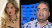 Carolain Cawen responde sobre si trabajará al lado de Jorge Benavides.