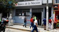 Entidad bancaria continuará con las acciones pertinentes, según las normas correspondientes