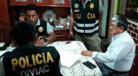 Condenan a 11 años de cárcel al ex fiscal  Rubén Astocóndor Armas por favorecer al ex alcalde de Punta Negra
