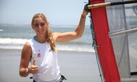 María Belén trabaja intensamente con equipo Olímpico de Holanda.