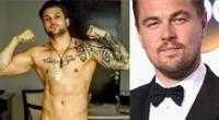 Seguidores mexicanos de Nicola Porcella lo comparan con Leonardo DiCaprio.