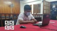 Poder Judicial dictó prisión preventiva contra Wilmer Flores Montalvo por asesinar a su pareja