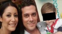 Christian Domínguez y Karla Tarazona llevan la fiesta en paz por su hijo.
