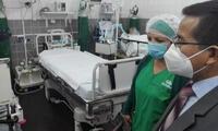 Lima y Callao ya no tienen camas UCI con ventilador mecánico, advierte Defensoría del Pueblo.