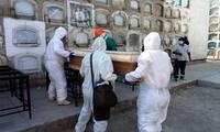 La tasa actual de muertes es más del doble que la de los años anteriores a la pandemia.