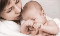 Si tu bebé llora después de cada toma, probablemente tenga gases.