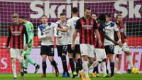 Atalanta sigue sorprendiendo  le ganó 3-0 al líder Milan.