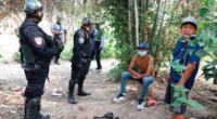 Videos donde se ve a extranjeros desatar balaceras y realizar presuntos cobros de cupos alertaron a vecinos de Ate.