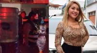 Gianella Ydoña involucrada en presunto caso de drogas, según Amor y Fuego.