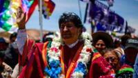 El expresidente de Bolivia Evo Morales recibió este domingo el alta médica de la clínica privada.