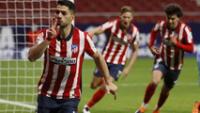 Luis Suárez sigue mostrando su racha goleadora ante Valencia.