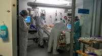 Los pacientes hospitalizados son menores de 40 años, indicó Jesús Velarde.