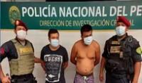Hermanos fueron detenidos