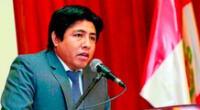 El Ministerio Público investiga al gobernador de Ancash por presunto soborno