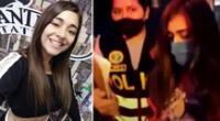 Gianella Ydoña es acusada de formar parte de banda delictiva.