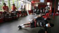 Seleccion peruana suspendió entrenamientos por positivos de Covid-19.