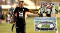 José Luis 'Puma' Carranza preocupado con la situación de Universitario de Deportes.