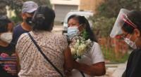 De acuerdo al aumento de casos de contagios, Digesa prohibió los velorios nuevamente.