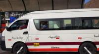 Atu realiza operativo de fiscalización en Ventanilla.