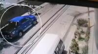 Se reportó el robo de un vehículo valorizado en 20 mil dólares.