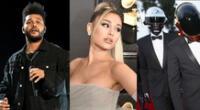 The Weeknd cantará al lado de Ariana Grande y Daft Punk en el Super Bowl.