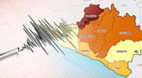 Sismo en Arequipa ocurrió a las 4:16 de la tarde de este jueves, según IGP.