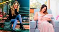 Melissa Loza celebra el primer año de vida de su hija Érika.