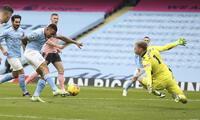 Manchester City ganó 1-0 con gol de Gabriel Jesus.