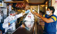 Restaurantes solo podrán ofrecer el servicio de recojo en locales.