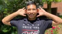 Edison Flores, volante de la selección peruana, fue noticia en las redes sociales | Foto: Difusión