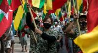 Golpe de Estado en Birmania