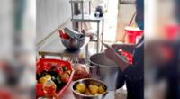 Los habitantes de Ticlio chico, en Villa María del Triunfo, no cuentan con servicio de agua potable.