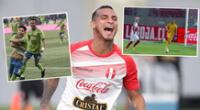 Miguel Trauco y su peculiar broma a Raúl Ruidíaz por sequía goleadora con la selección.