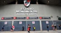 River Plate puso a disposición su estadio para vacunar contra el coronavirus   Foto: EFE