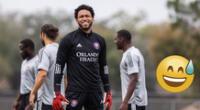 Pedro Gallese, arquero de la selección peruana, se refirió a su presente en Orlando City de la MLS.