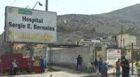 El hospital Sergio Bernal indicó que los pacientes requieren más de 15 litros de oxígeno por hora.