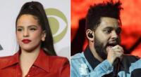 Rosalía acompañaría en el escenario a The Weeknd en el Super Bolw.